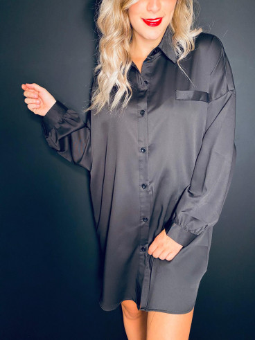 Robe Sahara - Noir