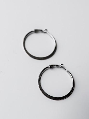 Boucles d'oreilles Elyna-Argenté-small