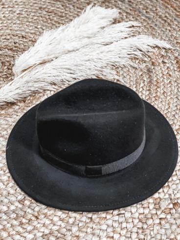 Chapeau Debby - Noir