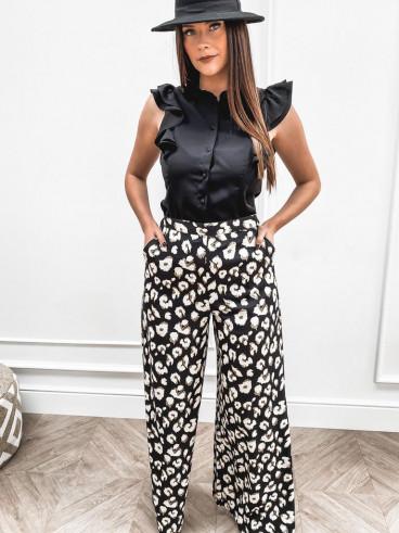 Pantalon Fiona - Noir