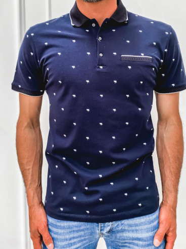 Polo Alexandre - Navy
